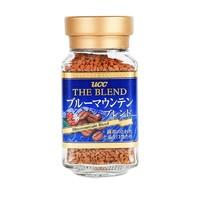 UCC 悠诗诗 蓝山咖啡 50G瓶装 无糖纯咖啡粉