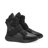 COZY STEPS 82AD9D45401 羊皮毛一体厚底雪地靴