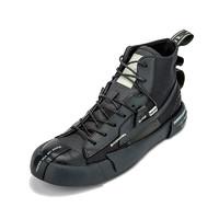 回力官方旗舰店 正品高帮休闲鞋板鞋个性回雁无效电阻 WXY-A440T