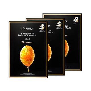 JM solution 水光蜂蜜面膜 10片*3盒装