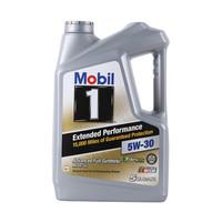 12点开始 : Mobil 美孚 1号 长效 EP 5W-30 SN 全合成机油 5Qt  *2件