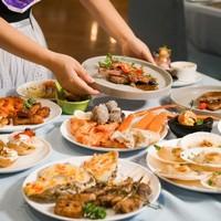 法国美食节,上百道硬菜无限轮番刷!厦门翔鹭酒店自助午/晚餐