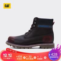 CAT 卡特彼勒  P717697H3BDR33 男子高帮休闲马丁靴
