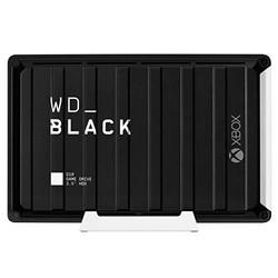 WD 西部数据 BLACK D10 游戏硬盘 12TB