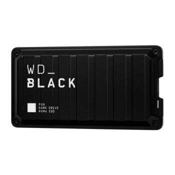 Western Digital 西部数据 WD_BLACK P50 USB3.2 移动固态硬盘 500GB