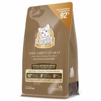 猫乐适 C92幼猫奶糕猫粮粮离乳期无谷天然幼猫粮 10KG送卫仕营养膏120G