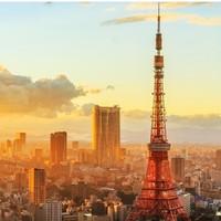 国庆票!北京-日本东京往返含税机票