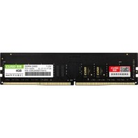 CUSO 酷兽 DDR4 2400 台式机内存条 4GB