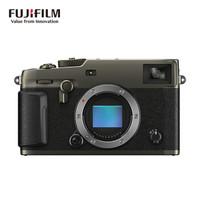 FUJIFILM 富士 X-Pro 3 无反相机 单机身 钛金灰