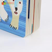 Penguin UK 点读英文原版绘本Polar Bear Polar Bear What Do You Hea 廖彩杏推荐 (纸板、非套装)