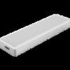 ORICO 奥睿科 M2PJ nvme硬盘盒m.2外接铝合金散热读取器usb3.1gen2/typec改笔记本pcie通用ssd移动固态高速硬盘盒子