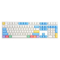 GANSS 高斯 机械键盘 PBT热升华键帽 Cherry 108键