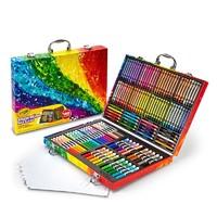 Crayola 绘儿乐 创意展现 儿童绘画珍藏礼盒 150件套