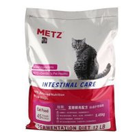 METZ 玫斯 发酵鲜肉肠道护理全猫粮 12磅/5.45kg