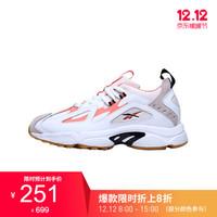 Reebok 锐步 DMX SERIES 1200 LT 男女低帮复古休闲鞋