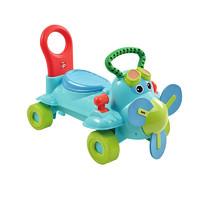 gb好孩子婴儿学步车宝宝防侧翻多功能益智音乐助步车可拆卸WJ261