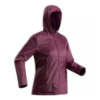 迪卡侬 QUECHUA JKT Rainwarm 50 女士冲锋外套