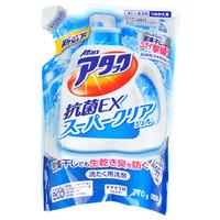日本KAO花王超強抗菌EX強效潔凈酵素洗衣