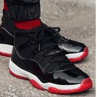 9点开始 : AIR JORDAN 11 RETRO 复刻男子运动鞋