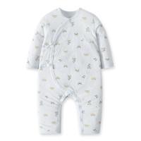FGB春夏装新生儿衣服婴儿宝宝男女儿童纯棉长袖薄款连身衣好孩子