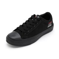 回力男鞋女鞋运动鞋休闲板鞋运动鞋情侣款 WXY-5268 黑色 39