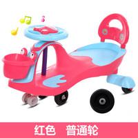 儿童溜溜车防侧翻万向轮音乐扭扭车