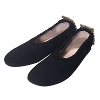 Stuart Weitzman DIXIE 女士芭蕾平底鞋