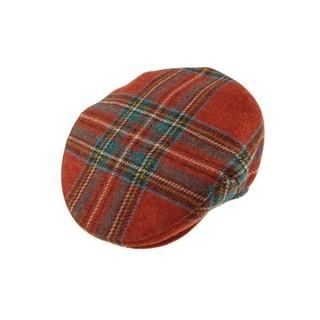 Gretna Green 格林小镇 男士雪兰毛皇家斯图尔特格帽子