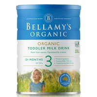 BELLAMY'S 贝拉米 婴幼儿配方奶粉 3段 900g