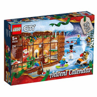 LEGO 乐高City 城市系列 60235 圣诞倒数日历
