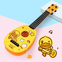 B.Duck小黄鸭 尤克里里儿童吉他玩具