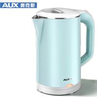 AUX/奥克斯 电热水壶家用自动断电304不锈钢1.8L大容量