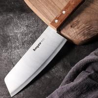 Bayco 拜格 木柄菜刀 刃长175mm