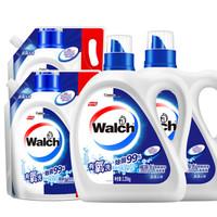 Walch 威露士 有氧洗衣液套装 18.5斤 *2件