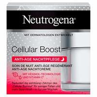 Neutrogena 露得清 Cellular Boost抗老化晚霜 维生素C  50ml