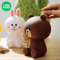 LINE FRIENDS 布朗熊二次元储蓄罐