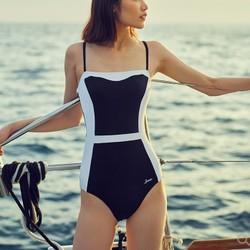 【省32.56元】Speedo 绮遇系列 女士连体泳衣 *2件-优惠购