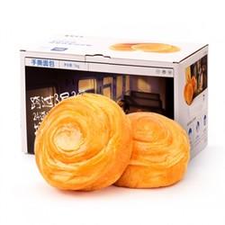平均19.5/箱 约含24小包 手撕面包1000g三只松鼠糕点代餐精选