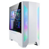 LIANLI 联力 鬼斧游戏电脑主机箱 白色