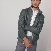 考拉海购黑卡会员 : ANDREW MARC 男士休闲皮衣 +凑单品