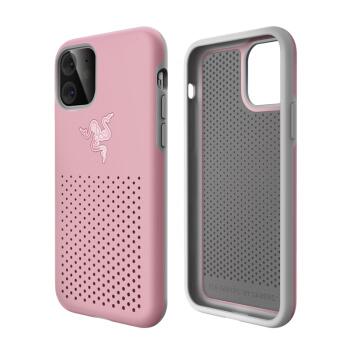 RAZER 雷蛇 冰铠 苹果iPhone 11 手机保护壳 粉晶