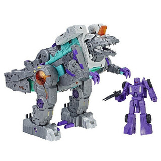 孩之宝 变形金刚 IDW合体战争拼装玩具 泰坦归来 模型收藏 铁甲龙C1735