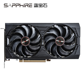 Sapphire 蓝宝石 RX 5500XT 白金版OC 显卡 8GB
