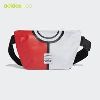 adidas 阿迪达斯  neo x Pokémon宝可梦联名 FK2088 男女款腰包