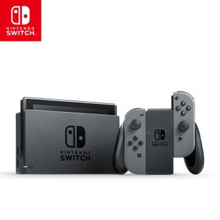Nintendo 任天堂 Switch 国行续航增强版 灰色主机+HORI NSW活力套装+HORI NSW-077 蓝牙无线手柄 黑色