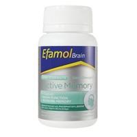 Efamol 健脑改善记忆力胶囊 60粒