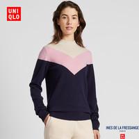 UNIQLO 优衣库 设计师合作款 女士半高领羊绒衫