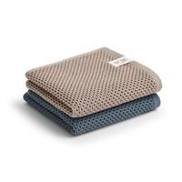 三利 纯棉大毛巾 33*72cm 74g*2条装