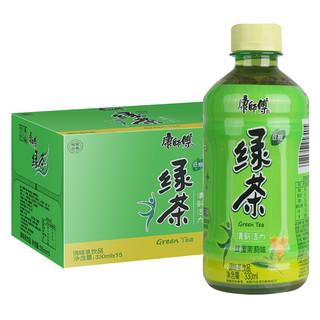 限地区 : 康师傅 蜂蜜茉莉味绿茶330ml*15入整瓶箱装 (新老包装随机发) *2件