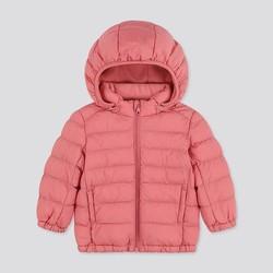 UNIQLO 优衣库 婴幼儿轻型保暖WARM PADDED外套
